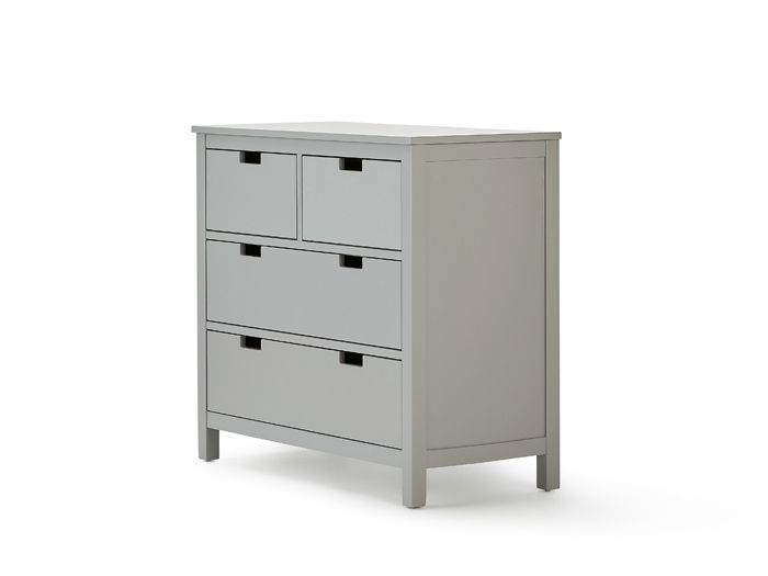 Soho Grey 4 Drawer Dresser | Now On Sale | Bedtime.